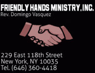 Friendly Hands Ministry, Inc.